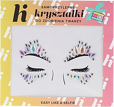 Perfumería y cosmética Cristales decorativos para rostro - Hi Hybrid 2