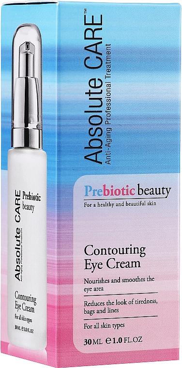 Crema contorno de ojos con prebiótico - Absolute Care Prebiotic Beauty Contouring Eye Cream