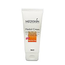Perfumería y cosmética Crema corporal con aceite de jojoba, vitamina E y B5 - Mediskin Medisil Jojoba Oil Active Cream
