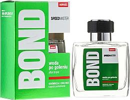 Perfumería y cosmética Loción aftershave calmante con jugo de aloe vera - Bond Speedmaster After Shave Lotion