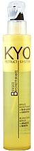 Perfumería y cosmética Spray acondicionador bifásico reparador de cabello con aceite de argán y queratina - Kyo Restructuring Biphasic Conditioner