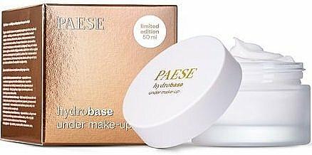 Hidrobase facial hidratante con vitaminas y péptidos - Paese Under Make-Up Hydrobase