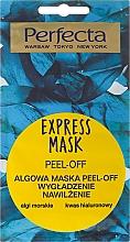 Perfumería y cosmética Mascarilla facial con extracto de algas & ácido hialurónico - Perfecta Express Mask