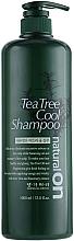 Perfumería y cosmética Champú refrescante con aceite de árbol de té - Daeng Gi Meo Ri Naturalon Tea Tree Cool Shampoo