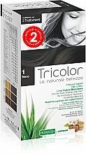 Perfumería y cosmética Crema colorante para cabello sin amoníaco - Specchiasol Tricolor