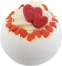 Perfumería y cosmética Bomba de baño con aroma a flor de la pasión - Bomb Cosmetics Crazy Stupid Love Blaster