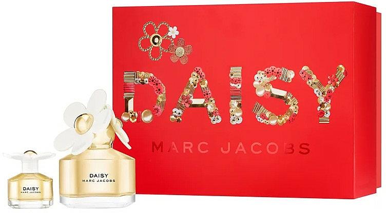 Marc Jacobs Daisy - Set eau de toilette (edt/50ml + edt/4ml)