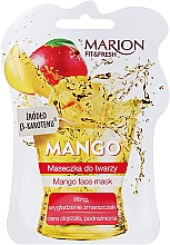 Perfumería y cosmética Mascarilla reafirmante, Mango - Marion Fit & Fresh Mango Face Mask