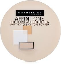 Polvo facial compacto - Maybelline Affinitone Powder — imagen N2
