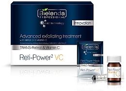 Perfumería y cosmética Set facial - Bielenda Professional Advanced Exfoliating Treatment (mascarilla/5x5ml+sérum/5x1g+1 jeringa)