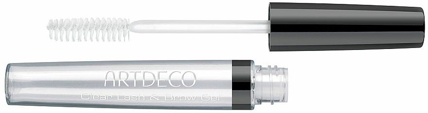Máscara gel transparente para cejas y pestañas con D-pantenol - Artdeco Clear Lash & Brow Gel
