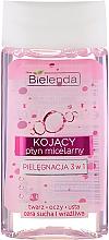 Perfumería y cosmética Fluido micelar 3en1 con ácido hiaalurónico - Bielenda Expert Czystej Skyry