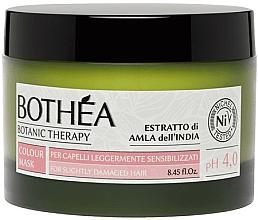 Perfumería y cosmética Mascarilla para cabello ligeramente sensibilizado con extracto de amla - Bothea Botanic Therapy For Slightly Damaged Hair Mask pH 4.0