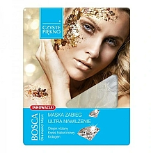 Perfumería y cosmética Mascarilla facial - Czyste Piekno Bosca Diamond Mask
