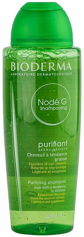 Champú purificante para cabello graso - Bioderma Node G Purifying Shampoo — imagen N1