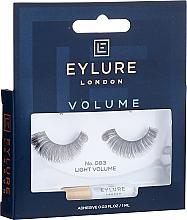 Perfumería y cosmética Pestañas postizas con pegamento incluido - Eylure Pre-Glued Volume №083