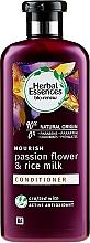 Perfumería y cosmética Acondicionador nutritivo de leche de arroz y flor de la pasión - Herbal Essences Passion Flower & Rice Milk Conditioner