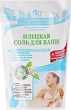 """Perfumería y cosmética Sales de baño """"Iletskaya"""" para aliviar el estrés y la fatiga - Fito Cosmetic"""