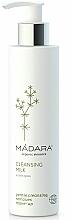 Perfumería y cosmética Leche facial limpiadora con extractos de avena y caléndula - Madara Cosmetics Cleansing Milk