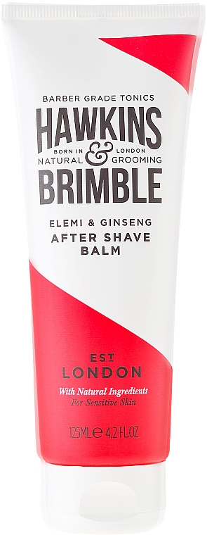Bálsamo aftershave - Hawkins & Brimble Elemi & Ginseng Post Shave Balm — imagen N2