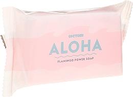 Perfumería y cosmética Jabón natural artesanal con glicerina - Oh!Tomi Aloha Flamingo Power Soap