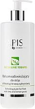 Perfumería y cosmética Bálsamo para pies con lima & citronela - APIS Professional Refreshing Balm For Feet With Lime And Lemon Grass