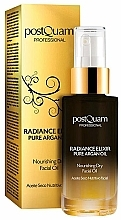 Perfumería y cosmética Aceite seco nutritivo a base de ácidos grasos esenciales - Postquam Radiance Elixir Pure Argan Facial Oil Nourishing Facial Oil