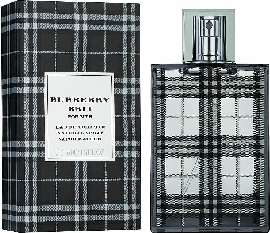 Burberry Brit for men - Eau de toilette — imagen N2