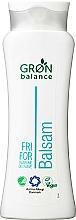 Perfumería y cosmética Acondicionador de cabello sin perfume - Gron Balance