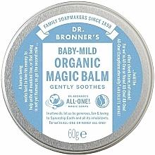Perfumería y cosmética Bálsamo corporal suave para bebés - Dr. Bronner's Organic Magic Balm Baby-Mild