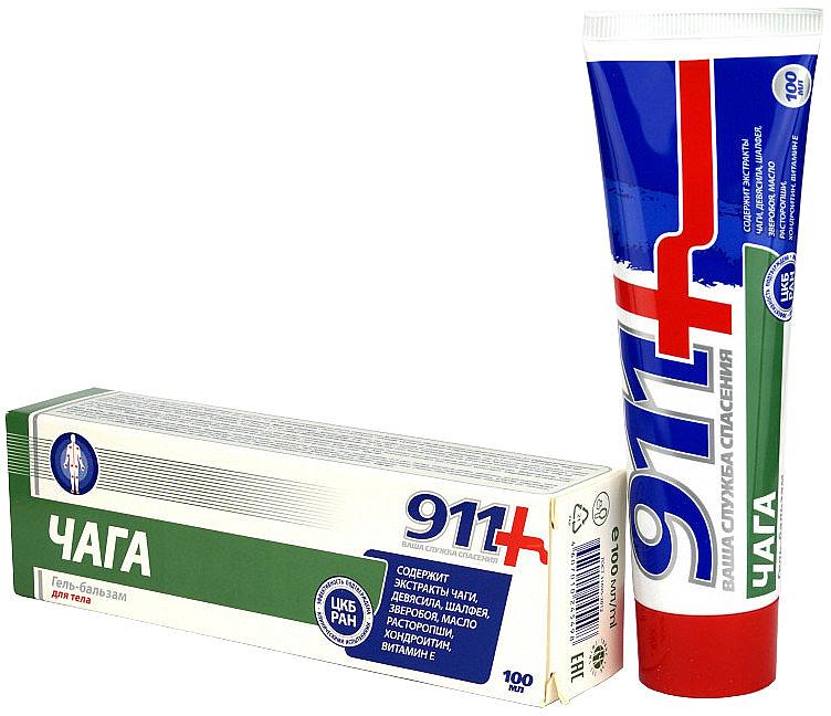 Gel-bálsamo para articulaciones y dolores musculares con aceite de árbol de té - 911