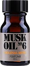 Perfumería y cosmética Aceite perfumado de almizcle - Gosh Musk Oil No.6 Perfume Oil