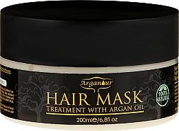 Perfumería y cosmética Mascarilla capilar con aceites de argán y coco - Arganour Hair Mask Treatment Argan Oil