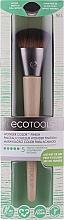 Perfumería y cosmética Brocha vegana para colorete o contornos de maquillaje - Ecotools Wonder Color Finish Make-Up