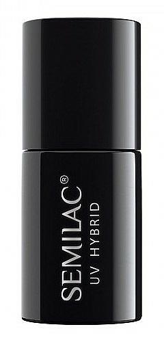 Esmalte gel de uñas híbrido, UV - Semilac Blooming Effect UV Hybrid Nail Polish — imagen N1