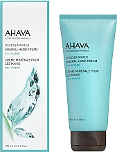 Perfumería y cosmética Crema de manos mineral con aroma marino - Ahava Deadsea Water Mineral Hand Cream Sea-Kissed