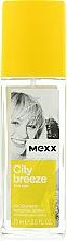 Perfumería y cosmética Mexx City Breeze For Her - Desodorante