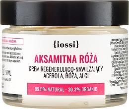 Perfumería y cosmética Crema regeneradora e hidratante con extracto de acerola y algas pardas - Iossi Regenerating Cream