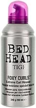 Mousse para rizos extremos - Tigi Bed Head Foxy Curls Extreme Curl Mousse — imagen N1