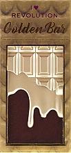 Perfumería y cosmética Paleta de sombras de ojos, 16 colores - I Heart Revolution Chocolate Eyeshadow Palette
