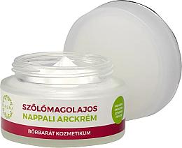 Perfumería y cosmética Crema de día con karité, aceite de semilla de uva y babasú - Yamuna Grape Seed Oil Day Cream