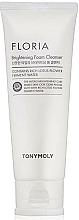 Perfumería y cosmética Espuma facial limpiadora iluminadora con agua de loto - Tony Moly Floria Brightening Foam Cleanser