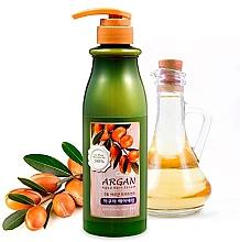 Perfumería y cosmética Sérum para cabello con aceite de argán, extracto de aloe vera y vitamina E - Welcos Confume Argan Treatment Aqua Hair Serum