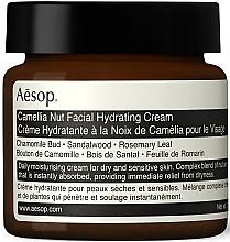 Perfumería y cosmética Crema facial hidratante con sándalo y romero - Aesop Camellia Nut Facial Hydrating Cream