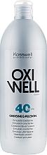 Perfumería y cosmética Emulsión oxidante 12% - Kosswell Professional Oxidizing Emulsion Oxiwell 12% 40 vol
