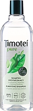 Perfumería y cosmética Champú delicado con extracto de té verde 100% orgánico - Timotei Pure Shampoo