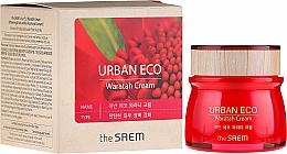 Perfumería y cosmética Crema facial antiarrugas con extracto de telopea - The Saem Urban Eco Waratah Cream