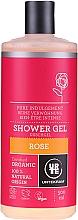 Perfumería y cosmética Gel de ducha con aceite de rosa eco orgánico 100% natural - Urtekram Rose Shower Gel