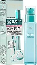 Perfumería y cosmética Fluido facial con agua de aloe y ácido hialurónico - L'Oreal Paris Hydra Genius Aloe Water