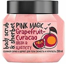 Perfumería y cosmética Exfoliante corporal con extracto de pomelo - MonoLove Bio Fresh&Elasticity Body Scrub